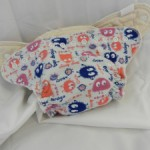 DIY: stay-dry doubler for night-time diapering