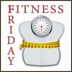 Fitness Friday Button