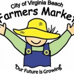 A cool day at the Virginia Beach Farmers Market