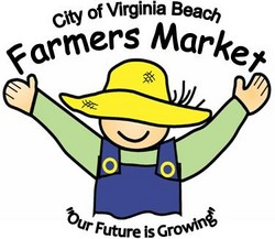 VA Beach Farmers Market button