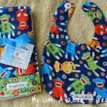Review: Bib & Burp Cloth Set by Beautiful Burps