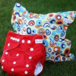 CLOSED Giveaway: Nic & Elli three cloth diapers and wet bag Dec. 10-22 #clothdiapers