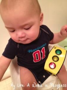 Baby J Stoplight Golight