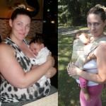 "Body after Baby: Kelli and ""The Babywearing Workout"""