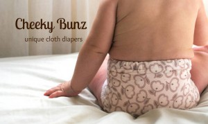 Cheeky Bunz cloth diapers