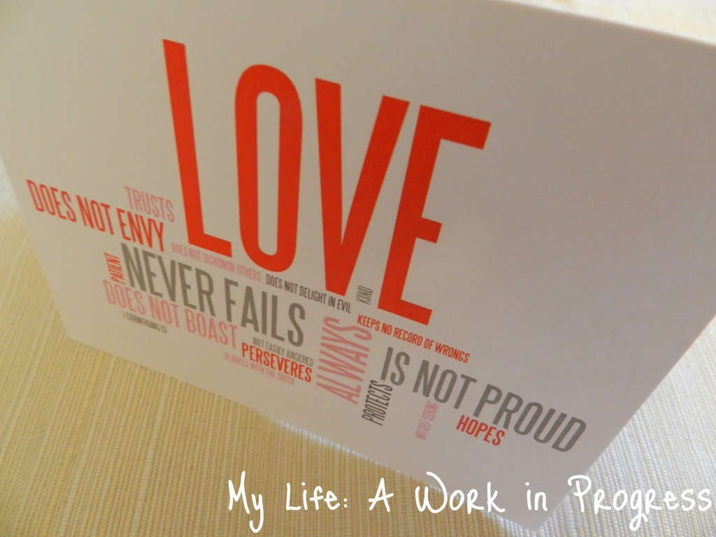 love Archives - My Life: A Work in Progress