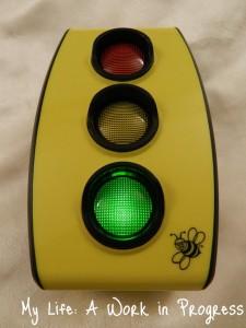 Stoplight Golight Green Light