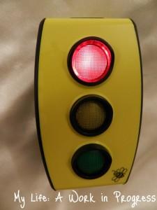 Stoplight Golight Red Light