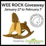 wee rock buton 150x150 Giveaway: Tiny Love 3 in 1 Rocker Napper, 8/1 20