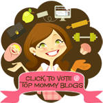 Click to Vote Top Mommy Blogs Baked Pancakes = Genius Idea