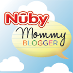 Mommy Blogger Badge Win Nuby baby products!