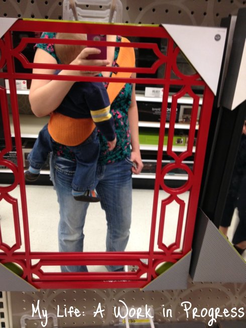 SUPPORi in Target Review: SUPPORi baby sling