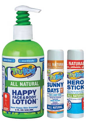TruKid Saturday Survival Set ON SALE! TruKid Saturday Survival Set (All Natural Body Care for Babies and Kids)
