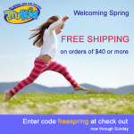 TruKid freespring shipping 150x150 ON SALE! TruKid Saturday Survival Set (All Natural Body Care for Babies and Kids)