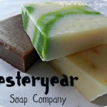 CLOSED Giveaway: 3-Bar Pack of Natural, Handcrafted Artisan Soap