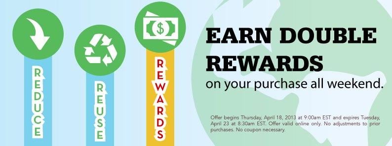 Diaper Junction Earn Double Rewards