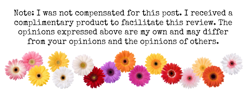 General Disclaimer Floral Review: Tea Gallerie premium organic loose leaf tea