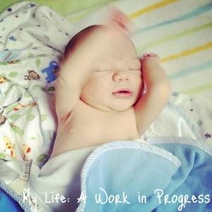 Newborn Baby J