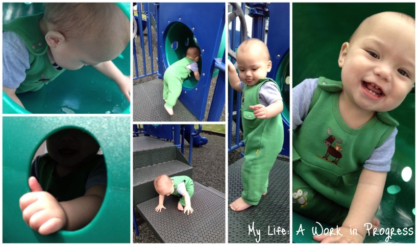 Playground Baby Collage 2