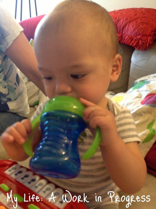 Nuby Grip 'N Sip Cup