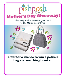 pishposhbaby mother's day giveaway