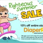 Diaper Rite Banner 150x150 Today only! Flip Diaper Cover Sale