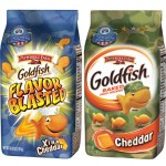 The Fisher House Foundation partners with Goldfish crackers