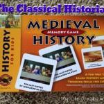 Review: Medieval History Memory Game by Classical Historian Curriculum