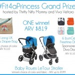 CLOSED Giveaway: #Fit4aPrincess July 12-August 4