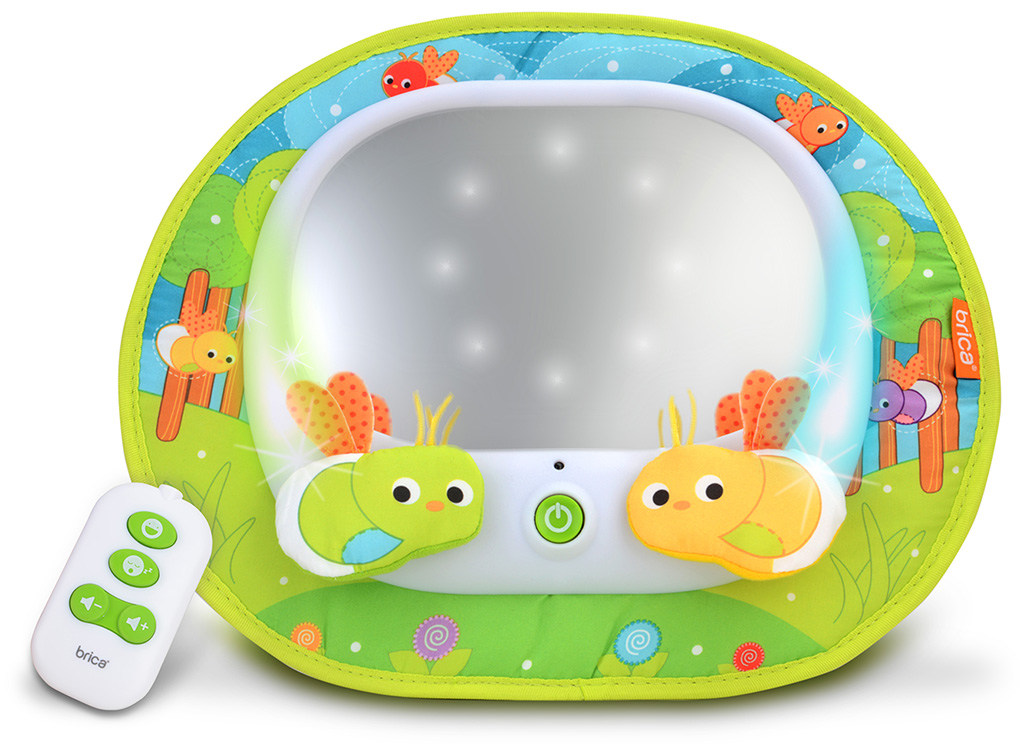 Brica Baby In-Sight Magical Firefly Auto Mirror