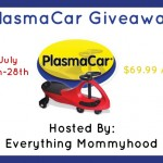 CLOSED Giveaway: Plasmar Car July 7-28