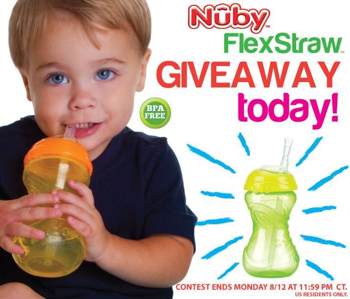Flex Straw Giveaway
