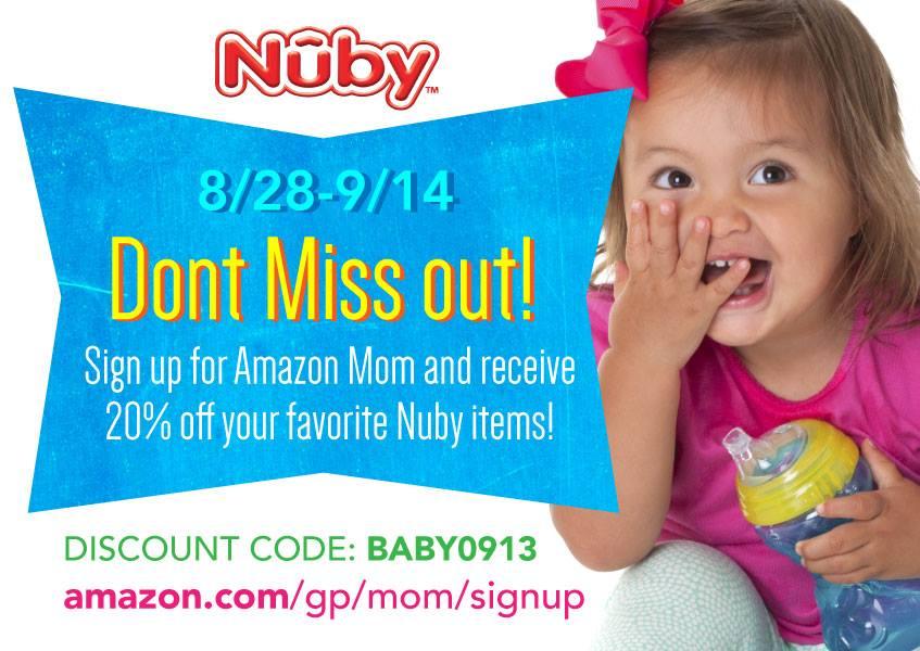 Nuby Amazon Mom
