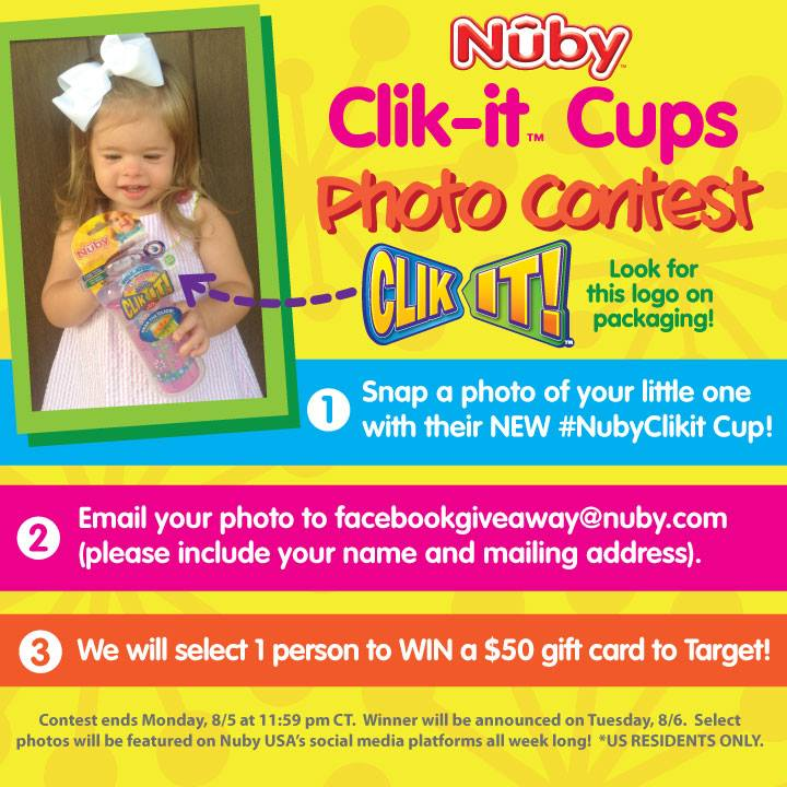 Nuby Contest