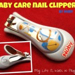 Review: Nuby Baby Care Nail Clippers