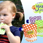 yummi pouch reusable food pouches 150x150 Review: Kidecals personalized name labels