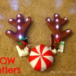 Review: WOW light-up LED holiday antlers