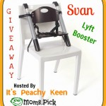lyft mohagany whiteChiar 150x150 Giveaway: Combi High Chair 6/27 7/12