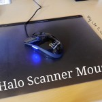 Review: Halo Scanner Mouse- for your portable scanning needs #holidaygiftguide