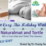 Giveaway: Naturalmat and Tortle (ARV $420)