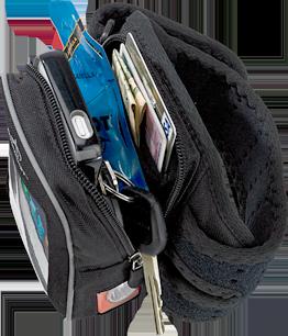 Armpocket Inside