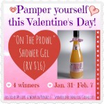 CLOSED Giveaway: Pamper yourself this Valentine's Day with Honeycat Cosmetics (FOUR WINNERS!) 1/31-2/7