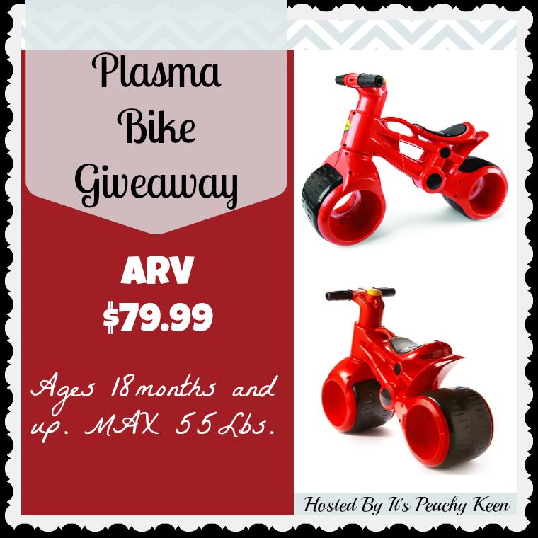 PlasmaBike Giveaway