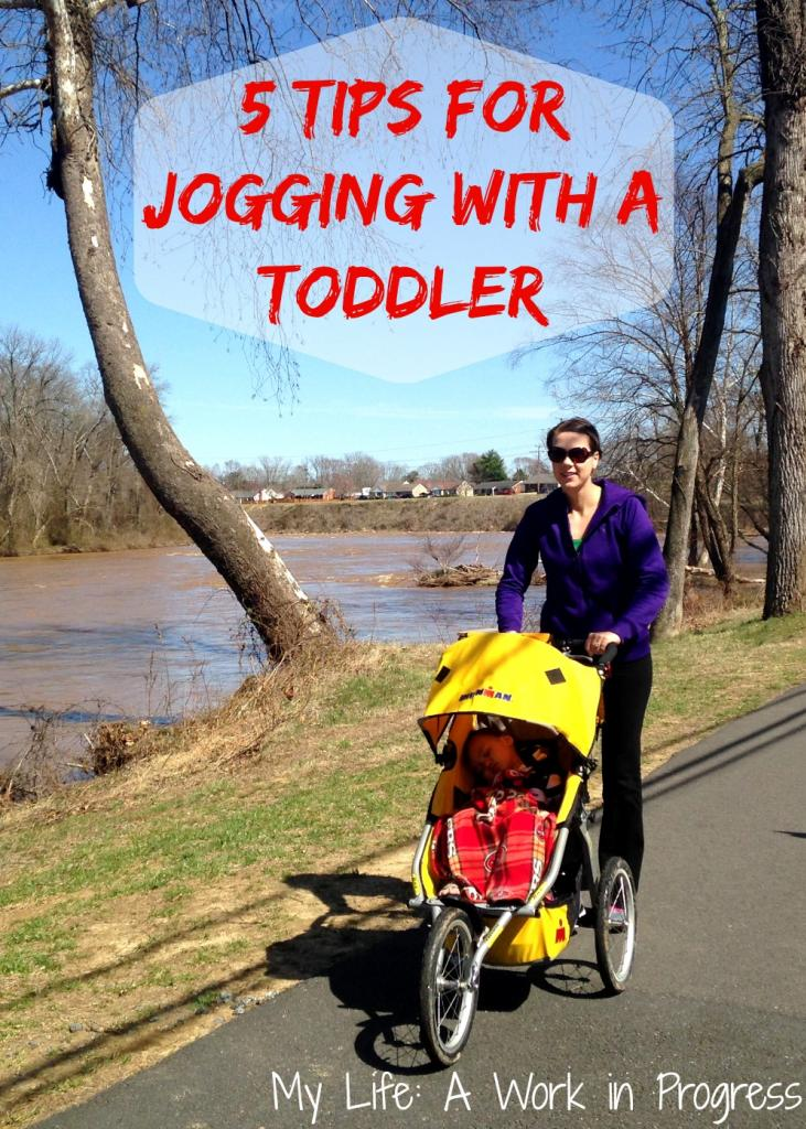 5 Tips For Jogging With Your Toddler Amp A Stroller