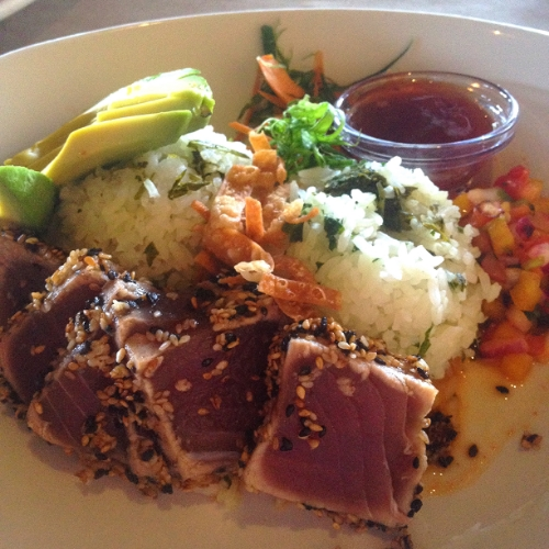 Bonefish Grill New Menu Review My Life A Work In Progress