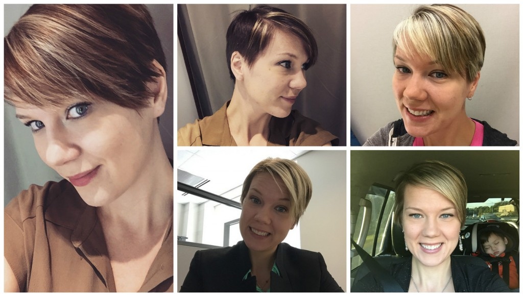 Growing Out Pixie Hair Cut