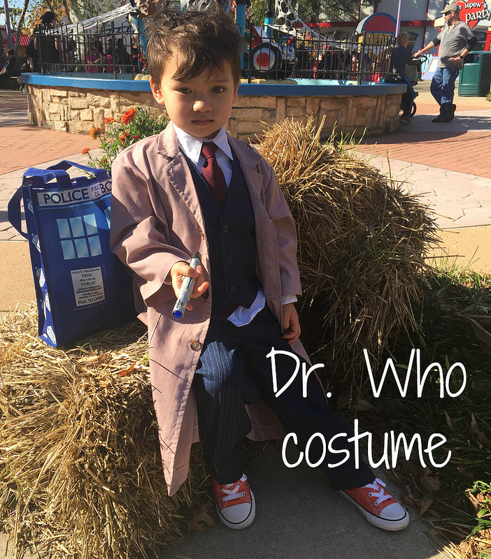 This year Little J wanted to go trick or treating as the 10th doctor from Dr. Who. I tried to persuade him to go as the 11th doctor the Matt Smith version ...  sc 1 st  My Life A Work in Progress & kids Archives - My Life: A Work in Progress